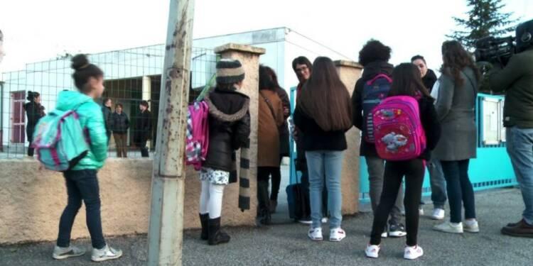 Trèbes: difficile retour à l'école après les attaques