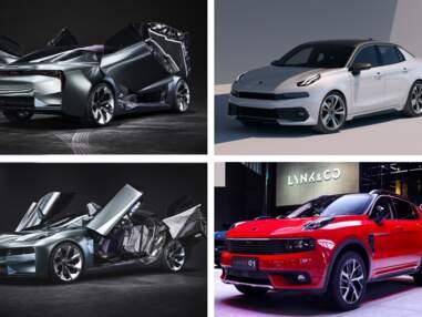 Lynk & Co 01 et les concept-cars de la marque en images