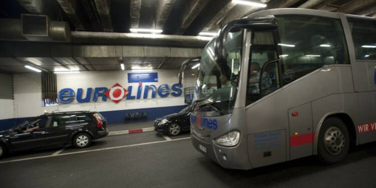 Fréquentation des autocars Macron en hausse de 15% en 2017
