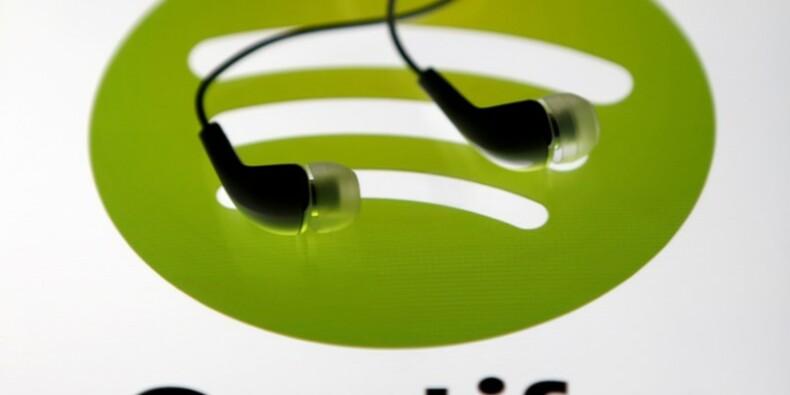 Spotify anticipe une croissance ralentie à 20-30% en 2018