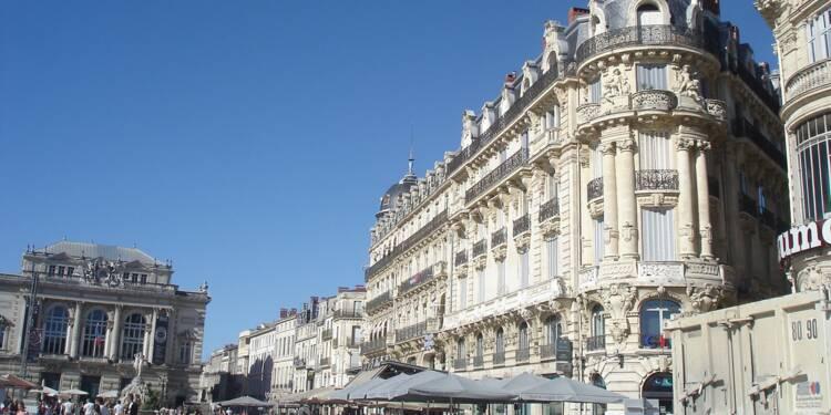 Immobilier : où acheter à Montpellier, pour habiter ou pour louer