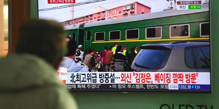 Kim Jong Un à Pékin: les spéculations vont bon train