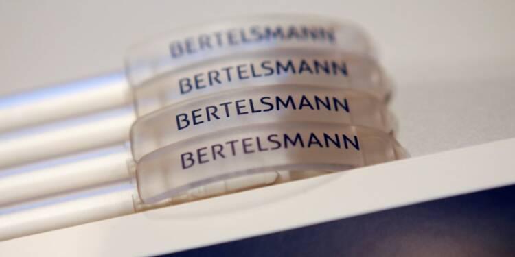 Bertelsmann annonce un bénéfice record pour 2017