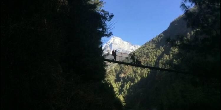 Un paraplégique australien à la conquête de l'Everest