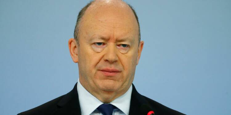 John Cryan se dit pleinement engagé envers Deutsche Bank