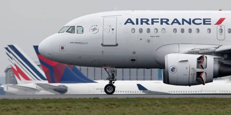 Air France: L'intersyndicale dénonce l'absence de négociations