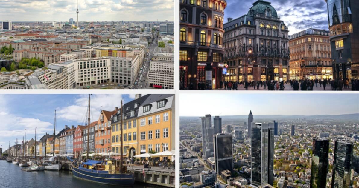 expatriation   voici 10 villes europ u00e9ennes o u00f9 il fait bon
