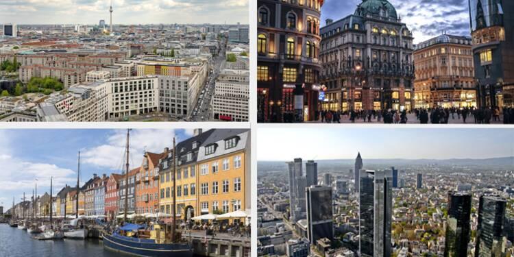 Expatriation :  voici 10 villes européennes où il fait bon vivre… et travailler