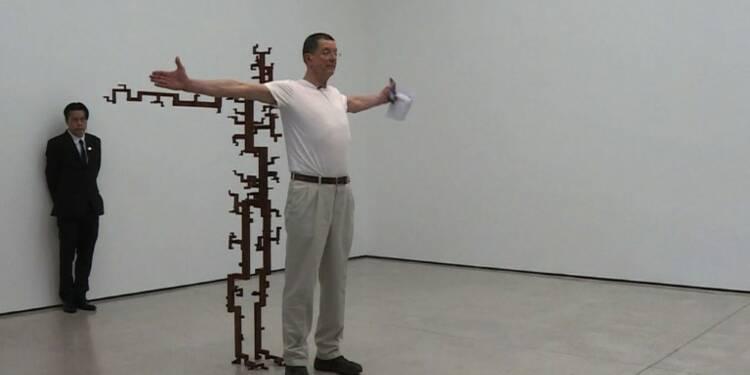 Etre humain, les nouveaux corps du sculpteur Antony Gormley