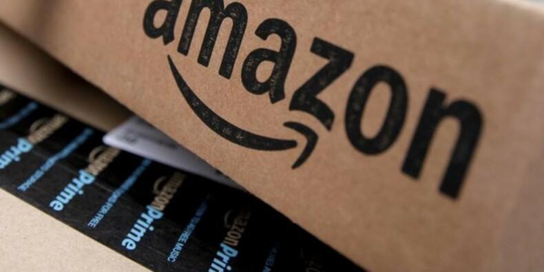 Dans le collimateur de Donald Trump, Amazon plonge en Bourse