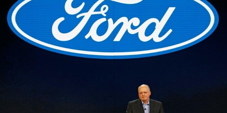 Ford a versé 37 millions de dollars à ses deux patrons successifs en 2017