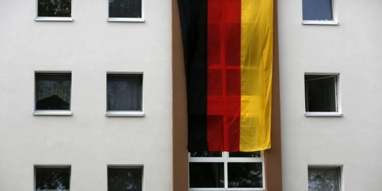 Allemagne: L'inflation sur un an accélère moins que prévu