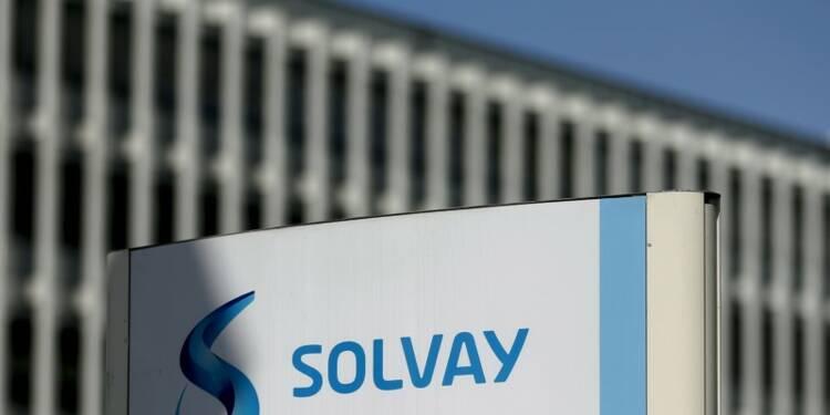 Solvay va supprimer 600 postes dans le monde, dont 160 en France