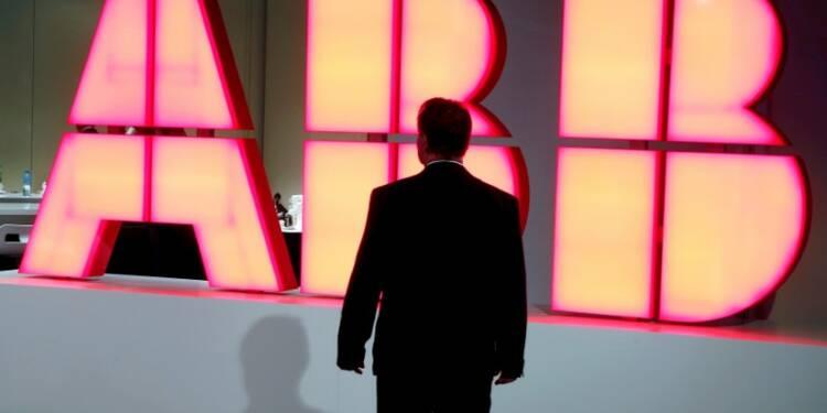 ABB prêt à profiter de l'embellie économique