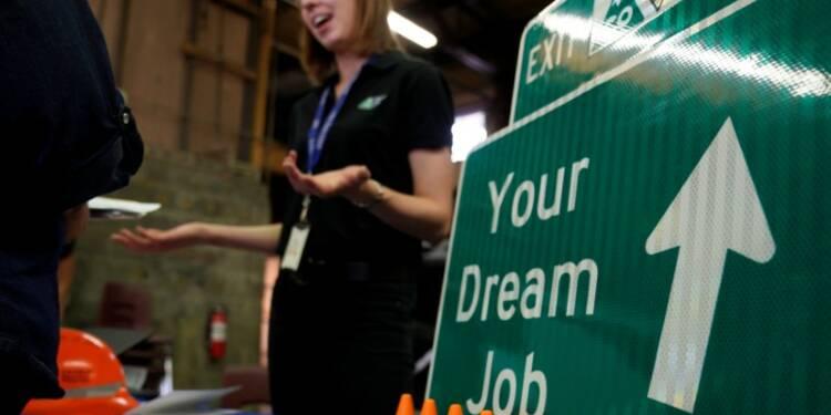 USA: Les inscriptions au chômage au plus bas en plus de 45 ans