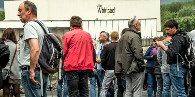 Whirlpool d'Amiens : des sèche-linges comme augmentation de salaire