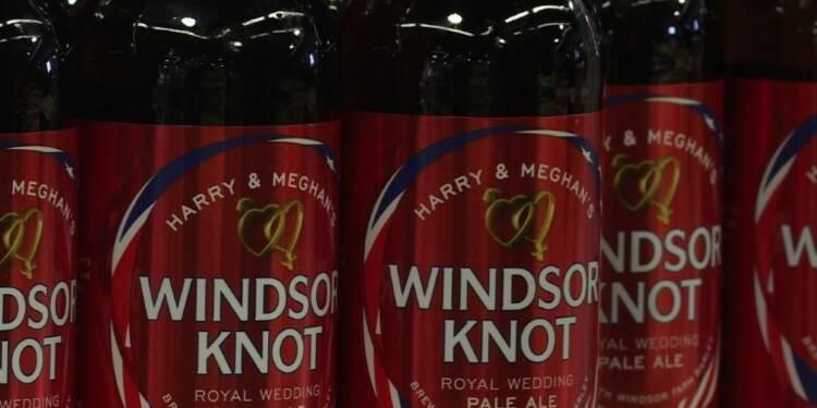 Mariage royal: une bière brassée pour l'occasion à Windsor
