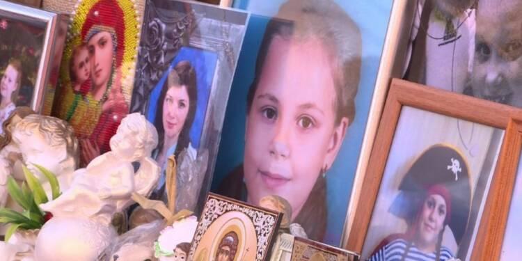 Les habitants de Kemerovo en Sibérie pleurent leurs morts