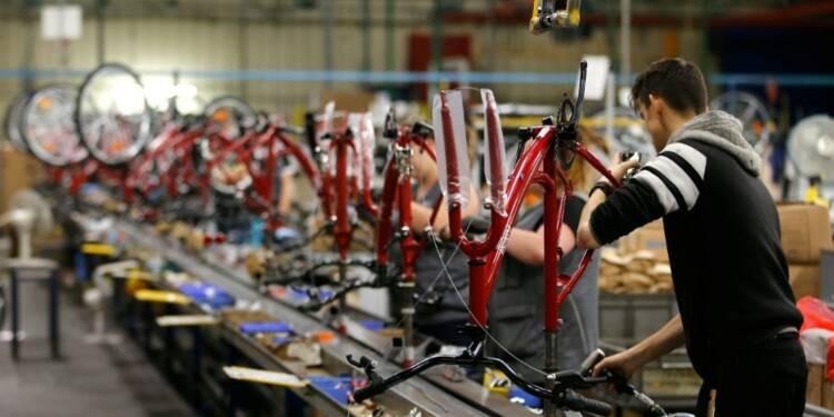 Les prix à la production en légère hausse en février