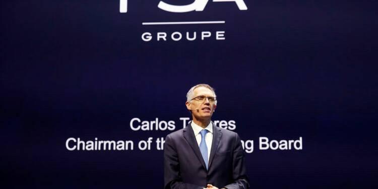 PSA: Prime d'un million proposée pour Tavares après le rachat d'Opel
