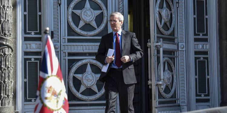 La Grande-Bretagne doit réduire son effectif diplomatique en Russie de plus de 50 personnes (Moscou)