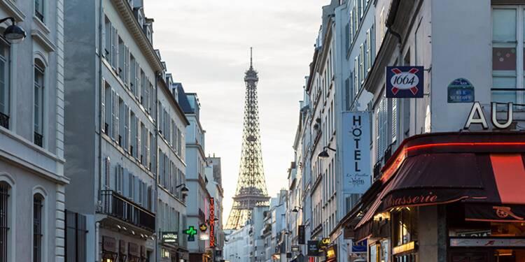 Salles de fitness en hausse, sex-shops en baisse… les bouleversements du commerce parisien