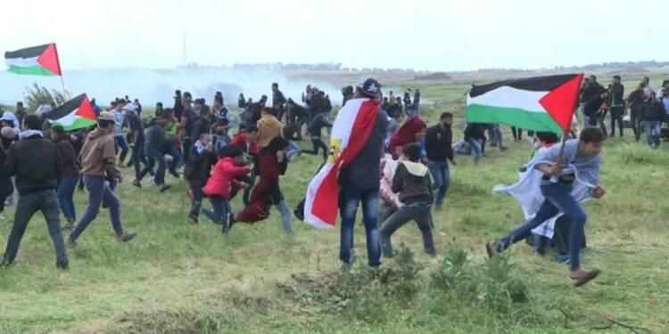 Gaza: clashes meurtriers entre Palestiniens et armée israélienne