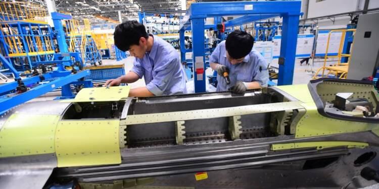 Chine: Croissance marquée dans le secteur industriel