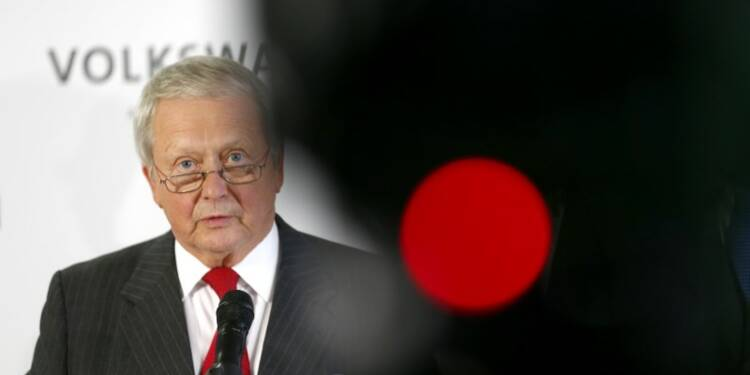 Un actionnaire de VW contre la reconduction de W. Porsche