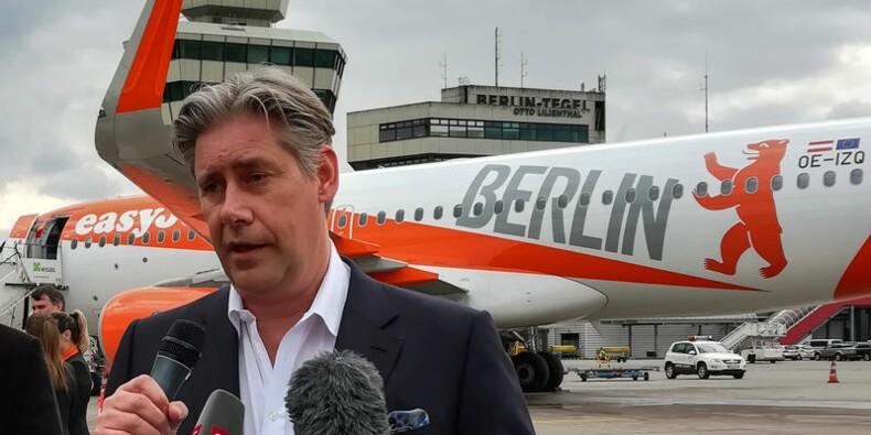 EasyJet s'attend à une vague de fusions dans le transport aérien et veut en profiter