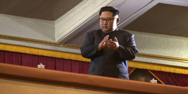 Kim Jong Un assiste à un concert de K-pop à Pyongyang