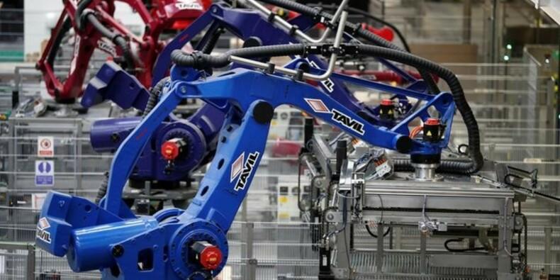 Industrie: Une croissance ralentie mais qui reste soutenue dans la zone euro