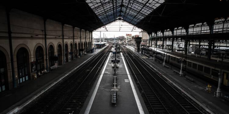 """SNCF: grève, scores de la """"vot'action"""" et la réforme au Sénat"""