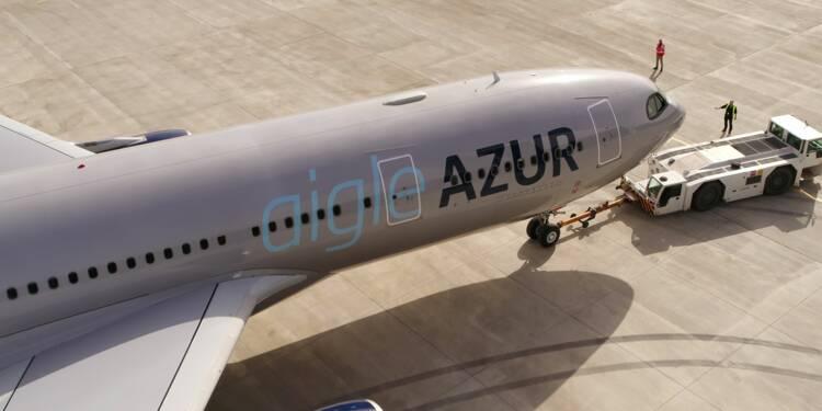 Aigle Azur s'allie à Air Caraïbes, Newrest et TAP Portugal