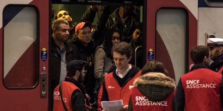 Reprise du trafic, la dette au menu des concertations — SNCF