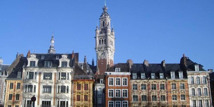 Immobilier : où acheter à Lille, pour habiter ou pour louer