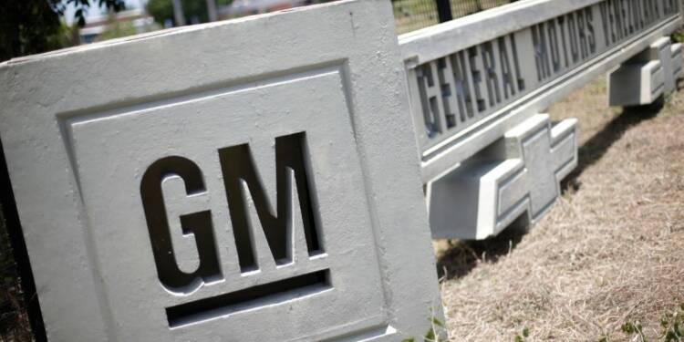 GM arrête de publier ses ventes mensuelles