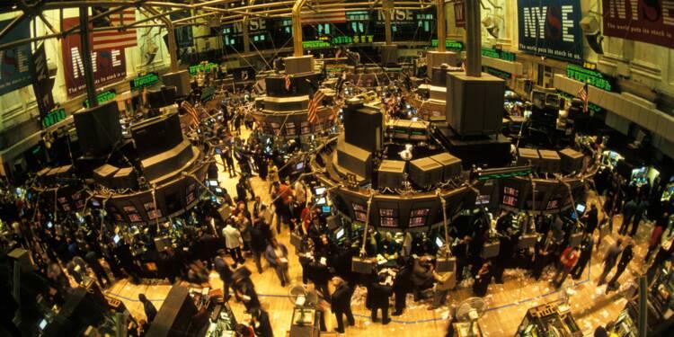 Guerre commerciale, déroute des géants de la high-tech... les actions flanchent!