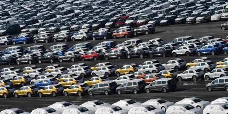 Les ventes de voitures diesel continuent de plonger en Allemagne