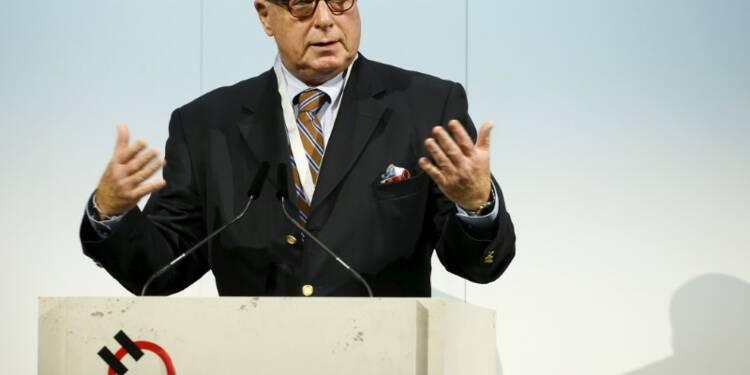 Schmidheiny quitte le conseil d'administration de LafargeHolcim
