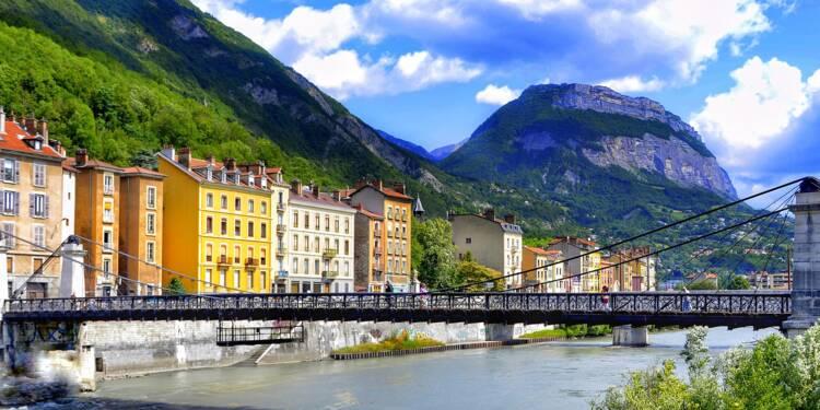 Immobilier : où acheter à Grenoble, pour habiter ou pour louer