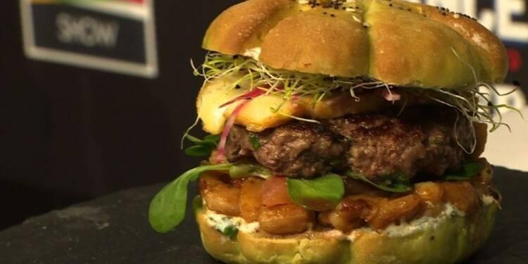 A la grenouille ou au pain-noisette, le French Burger s'impose!