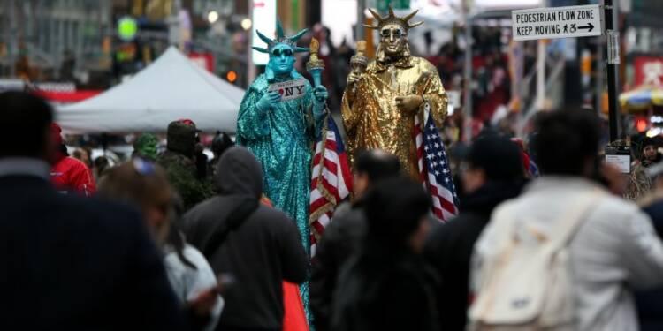 USA: Le secteur privé a créé 241.000 emplois en mars