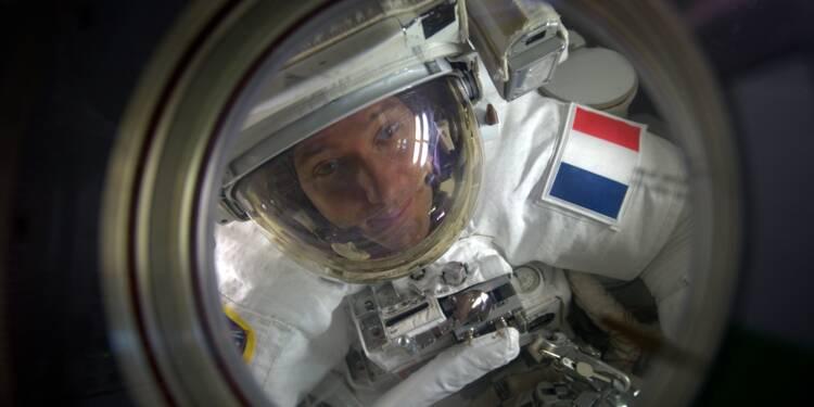 Thomas Pesquet s'oppose à Elon Musk sur l'expédition martienne