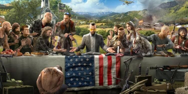 Far Cry fait littéralement décoller Ubisoft en Bourse !