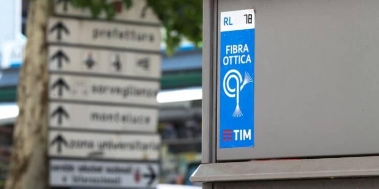 La CDP va entrer au capital de Telecom Italia
