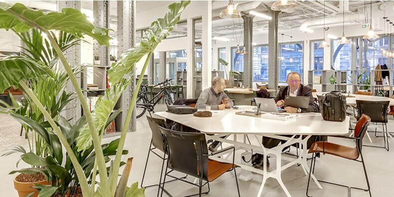 Spaces : un nouvel espace géant de coworking à Paris