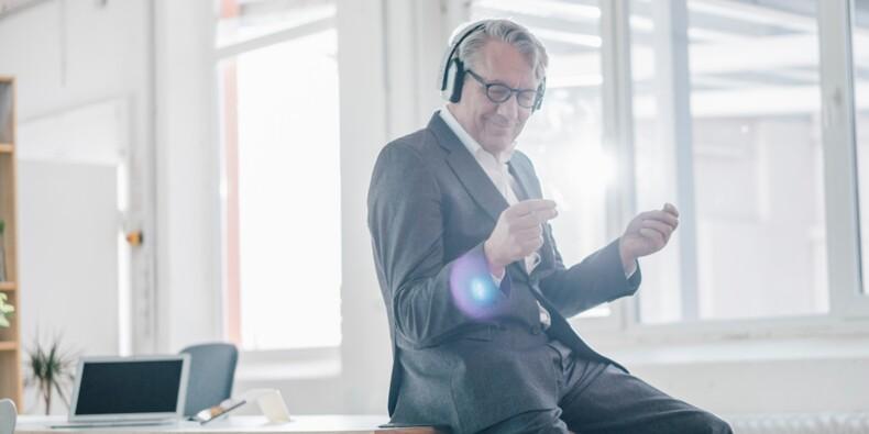 A-t-on le droit d'écouter de la musique au bureau?