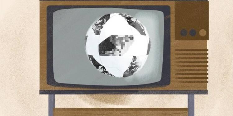 Evolution du ballon de football
