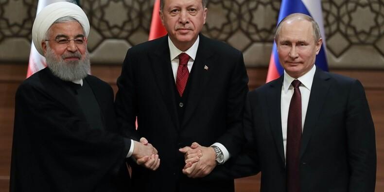 Syrie: le sort d'Idleb en jeu lors d'un sommet tripartite à Téhéran